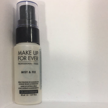 Photo of MAKE UP FOR EVER Mist & Fix Setting Spray uploaded by JULIANNA C.