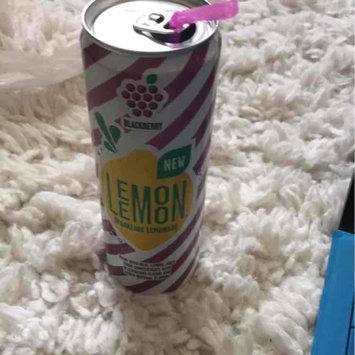 Photo of Lemon Lemon™ Original Sparkling Lemonade 12 fl. oz. Can uploaded by Mia F.