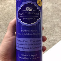 Hask Blonde Conditioner Blue Chamomile With Argan - 12 oz. uploaded by Lindsey P.