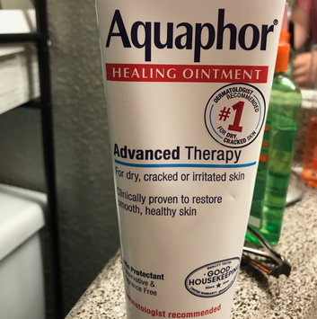 Photo of Aquaphor® Eucerin Soothing Skin Balm uploaded by Nancy A.