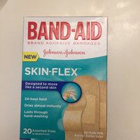 Band-Aid Flexible Bandages Skin Flex Assorted - 20 ea uploaded by Brittany A.