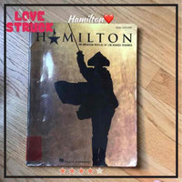 Hamilton Vocal Selections Series - Softcover uploaded by Mia F.
