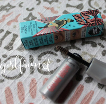 Benefit Cosmetics Gimme Brow Volumizing Eyebrow Gel uploaded by Crystal J.