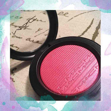 Photo of MAC Cosmetics Extra Dimension Blush uploaded by Melinda J.