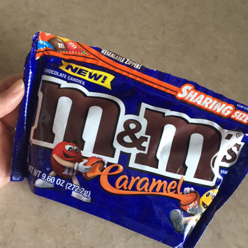 Photo of M&Ms Caramel uploaded by Nicole B.