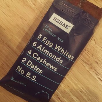 Photo of Rxbar Blueberry Protein Bar, 1.83 Ounce. (Pack of 12) uploaded by Bria W.