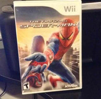 Activision 047875843516 The Amazing Spider-Man for Nintendo Wii uploaded by Stefanie B.