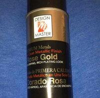 Design Master Premium Metallic Spray Paint 11Oz-Rose Gold uploaded by Nydea G.