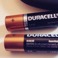 Duracell® Coppertop Alkaline AA Batteries uploaded by David F.