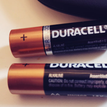 Duracell Coppertop AA Batteries uploaded by David F.