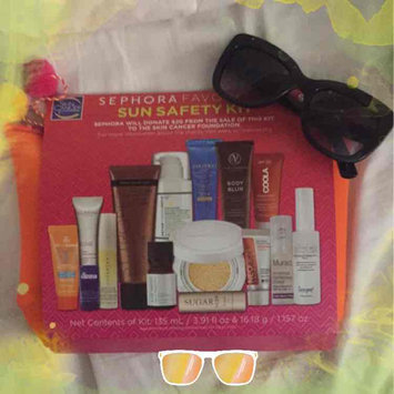 Photo of Sephora Favorites Sun Safety Kit uploaded by Veronica M.