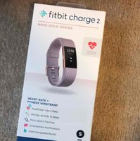 Fitbit Charge 2 Special Edition - Lavender/Rose Gold (Small) uploaded by Diana D.