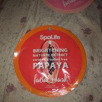 SpaLife Brightening Facial Mask - Papaya - 0.81 oz uploaded by Angel T.