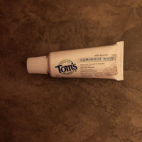Tom's OF MAINE Clean Mint Luminous White® Toothpaste uploaded by Miranda F.