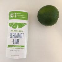 Schmidt's Bergamot + Lime Natural Deodorant uploaded by Nicolle M.