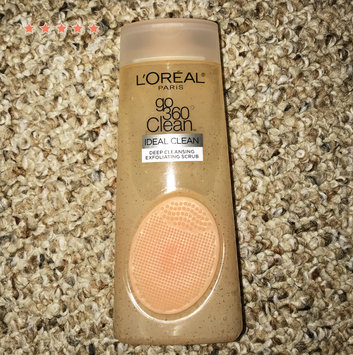 L'Oréal Go 360 Clean Deep Exfoliating Scrub uploaded by Yelena L.