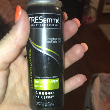 Photo of TRESemmé Extra Firm Control All Day Humidity Resistance Tres Two Spray Extra Hold 4 Non-Aerosol Hair Spray uploaded by Kimberly G.