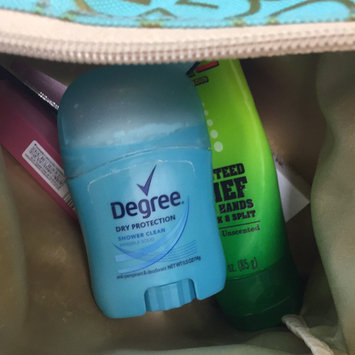 Photo of Degree Shower Clean Dry Protection Antiperspirant Deodorant Stick 0.5 oz uploaded by Ashley J.