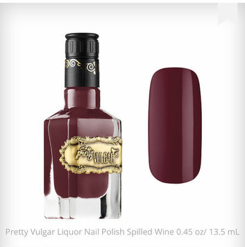 Pretty Vulgar Liquor Nail Polish uploaded by Mollie D.