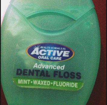 Photo of Beauty Formulas - Mint Advanced Fluoride Dental Floss 100 metres uploaded by Natasha A.