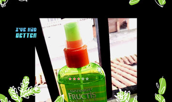 Garnier Fructis Style Sleek & Shine Flat Iron Perfector Straightening Mist 24 Hr Finish uploaded by Norah E.