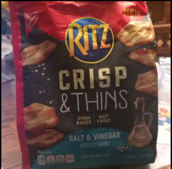 Ritz 7.1 oz, Crackers uploaded by Larissa H.