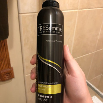 Photo of TRESemmé Extra Firm Control Extra Hold Mousse uploaded by Holly S.