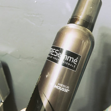 Photo of TRESemmé Extra Firm Control Extra Hold Mousse uploaded by Yesenia G.