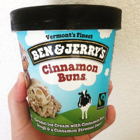 Ben & Jerry's® Cinnamon Buns Ice Cream uploaded by Corrie H.