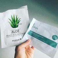 Skinfood Beauty In A Food Mask Sheet Aloe uploaded by Kasandra F.