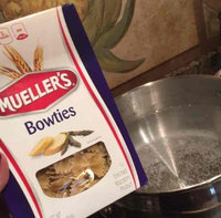 Mueller's Bowties Enriched Macaroni Product Pasta, 12 oz uploaded by Katie H.