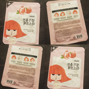 Photo of YADAH - Brightening Mask Pack 1pc 25g uploaded by Alicia K.