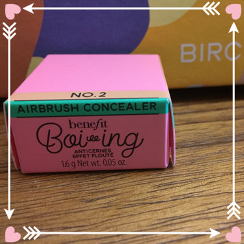 Photo of Benefit Cosmetics Boi-ing Airbrush Concealer uploaded by LIZ S.