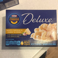 Kraft Deluxe White Cheddar & Herbs 11.9 oz uploaded by Megan E.