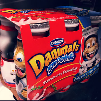 Photo of Danimals Smoothie Strawberry Explosion/Strikin Strawberry Kiwi Pack uploaded by Brenda R.
