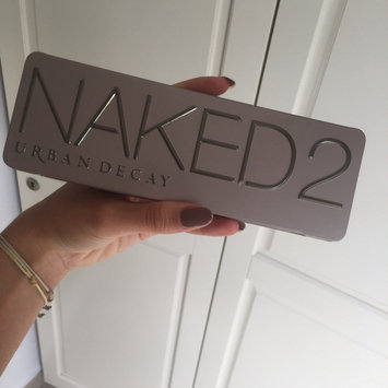 Urban Decay Naked2 (Naked 2) Palette (Just The Palette, no mini lipgloss included) uploaded by Bernarda B.