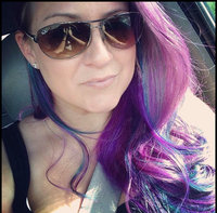 Manic Panic Semi Permanent Hair Color Cream - Electric Amethyst 4 oz. uploaded by Rachael C.