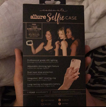 Allure Selfie Case - Rose Gold uploaded by Hallie B.
