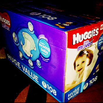 Photo of Huggies® Little Movers Diapers uploaded by Domii Elizabeth L.