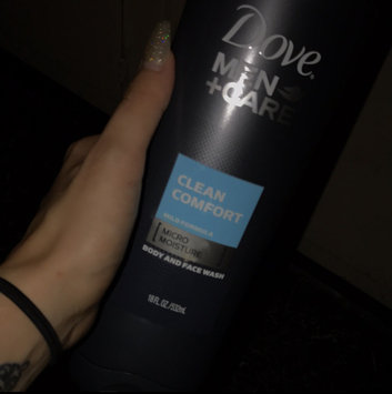 Photo of Dove Men+Care Clean Comfort Body And Face Wash uploaded by Domii Elizabeth L.