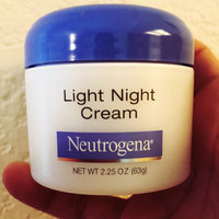 Neutrogena Light Night Cream uploaded by Missy E.
