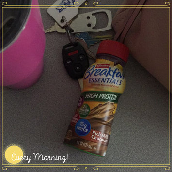 Carnation Breakfast Essentials® Rich Milk Chocolate Complete Nutritional Drink uploaded by Allison B.