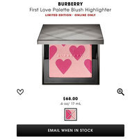 BURBERRY First Love Palette Blush Highlighter uploaded by Delia K.