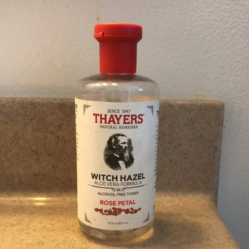 Thayers Alcohol-Free Rose Petal Witch Hazel Toner uploaded by Haley A.