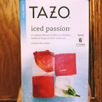 Tazo Iced Passion Herbal Infusion Filterbags - 6 CT uploaded by Missy E.