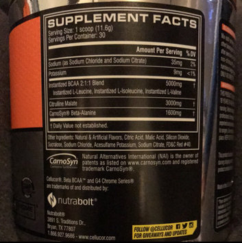 Photo of Cellucor Beta BCAA - 30 Servings Watermelon uploaded by M D.