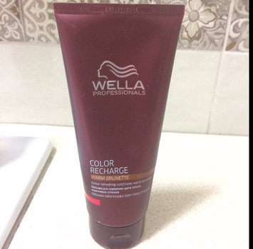 Photo of Wella Professionals Color Recharge Conditioner Red (200ml) uploaded by Olenka B.