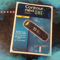 CONTOUR NEXT One Blood Glucose Meter - 1 ea uploaded by Suelinn B.