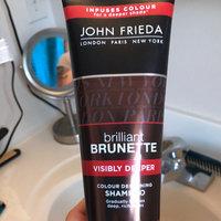 John Frieda® Brilliant Brunette Multi-Tone Revealing Moisturizing Shampoo uploaded by Amy D.