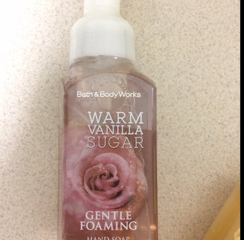 Photo of Bath & Body Works® WARM VANILLA SUGAR Gentle Foaming Hand Soap uploaded by Olenka B.